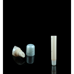 "19mm (3/4"") Slant Massage Tip Tube with Round Cap"