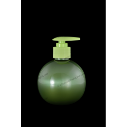 150ml Plastic PET Bottle with Lotion Pump for Cosmetics Packaging