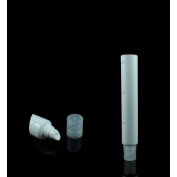 "22mm (7/8"") Slant Tip Tube with Square Cap"