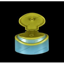 Oval Flip Top Cap