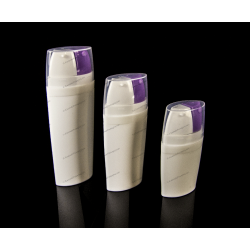 PP Bottle with Lotion Pump