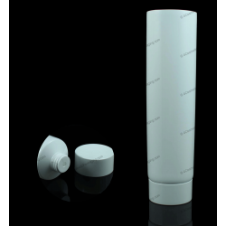 "50mm (2"") Plastic Round Tube with Screw On Cap"
