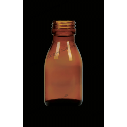 60ml Amber Glass Syrups Bottle