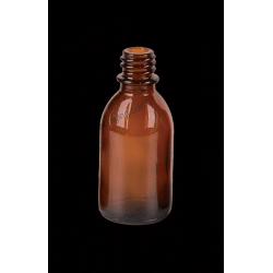 25ml Amber Glass Bottle