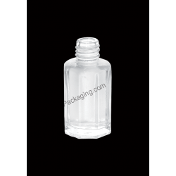 12ml Cosmetic Clear Glass Bottle