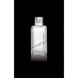 6ml Cosmetic Clear Glass Bottle