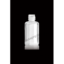10ml Clear Cosmetic Glass Bottle