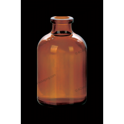 30ml Amber Glass Bottle for Antibiotics
