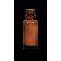15ml Amber Dropper Dispensing Glass Bottle