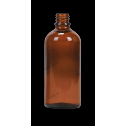 50ml Amber Dropper Dispensing Glass Bottle