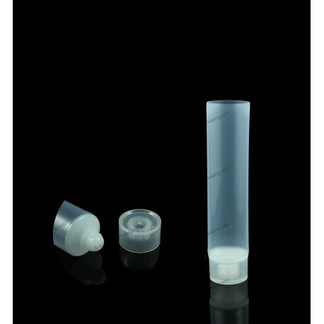 25mm 1 dome tip plastic tube for lip gloss cosmetic packaging. Black Bedroom Furniture Sets. Home Design Ideas