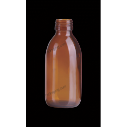 180ml Syrup Amber Glass Bottle