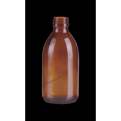 200ml Syrup Amber Glass Bottle
