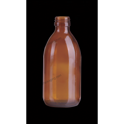 250ml Syrup Amber Glass Bottle