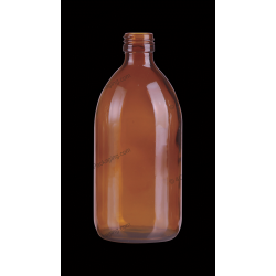 300ml Syrup Amber Glass Bottle