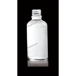 50ml Clear Dropper Dispensing Glass Bottle