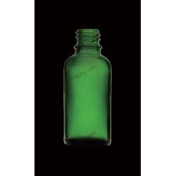 50ml Green Glass Bottle