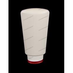 150ml Plastic HDPE Bottle with Flip Top Cap