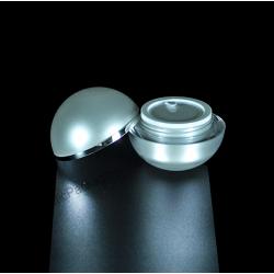 Ball Acrylic Cream Jar