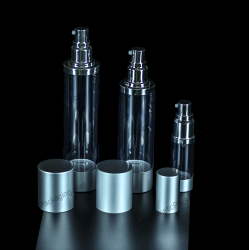 15ml 20ml 30ml 50ml 100ml 120ml 200ml SAN airless bottle for packaging