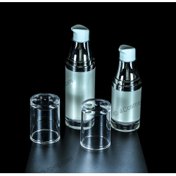 15ml 30ml 50ml Airless Pump PP Bottle for Cosmetic Packaging