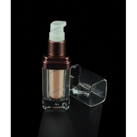 30ml Lotion Pump Acrylic Bottle for Cosmetics Packaging