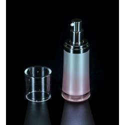 30ml Acrylic Airless Pump Bottle for Cosmetic Packaging
