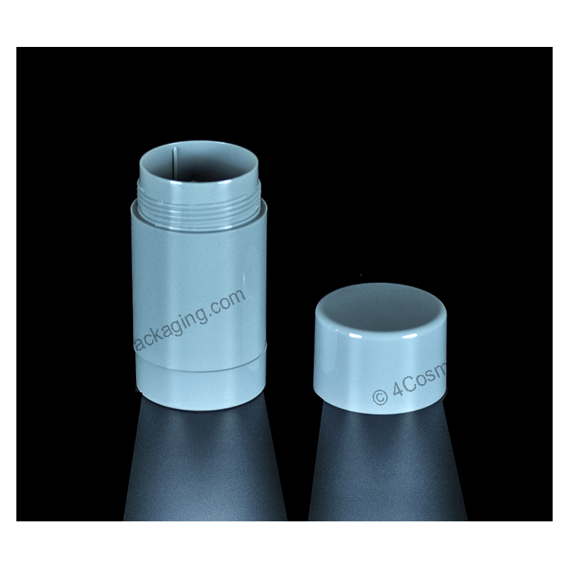 50g Round Shape Deodorant Stick Container For Packaging
