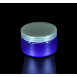 150ml Plastic PET Jar Container for Cosmetics Packaging