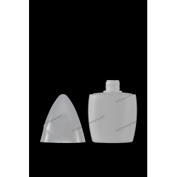 30ml 1oz Plastic HDPE Bottle for Cosmetics Packaging