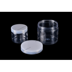 400ml PET Jar for Cosmetics Packaging