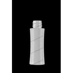 150ml 5oz Plastic HDPE Bottle 20/410 Neck Finish for Cosmetics Packaging