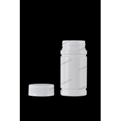 110ml Plastic HDPE Bottle with Children Resistant Cap for Packaging