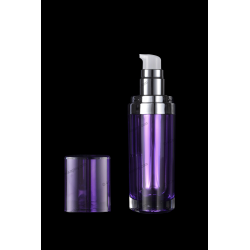 30ml 1oz Acrylic Bottle with Lotion Pump for Cosmetics Packaging
