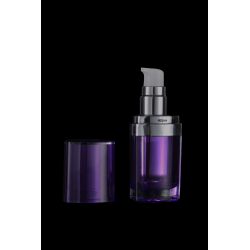 15ml Acrylic Bottle with Lotion Pump for Cosmetics Packaging
