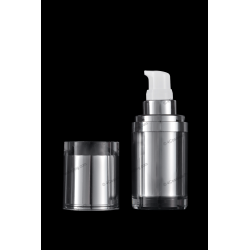 15ml Acrylic Airless Bottle for Cosmetics Packaging
