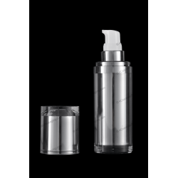 30ml 1oz Acrylic Airless Bottle for Cosmetics Packaging
