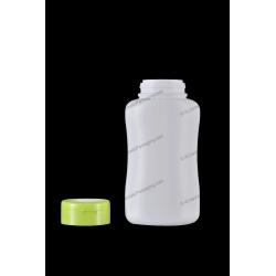 100ml Plastic HDPE Bottle for Baby Powder Packaging