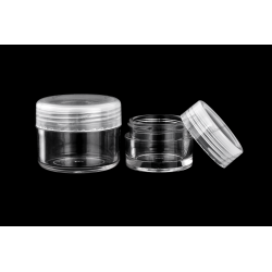 4ml 6ml AS Jar for Cosmetics Packaging